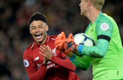 Liverpool is preparing a contract extension with Oxlade-Chamberlain Photo