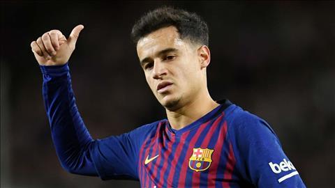 Tiền vệ Coutinho rời Barca trở về Liverpool hè 2019 hình ảnh