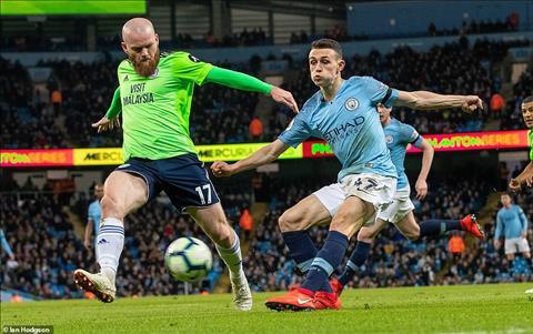 Phil Foden Du am Man City 2-0 Cardiff