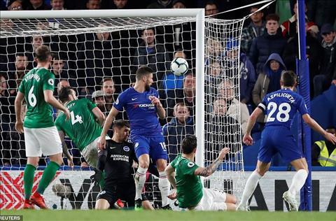 Chelsea 3-0 Brighton Cái nhìn công bằng hơn cho Giroud hình ảnh 2