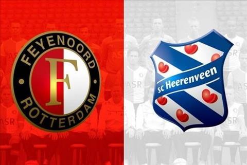 Feyenoord vs Heerenveen 1h45 ngày 54 (VĐQG Hà Lan 201819) hình ảnh
