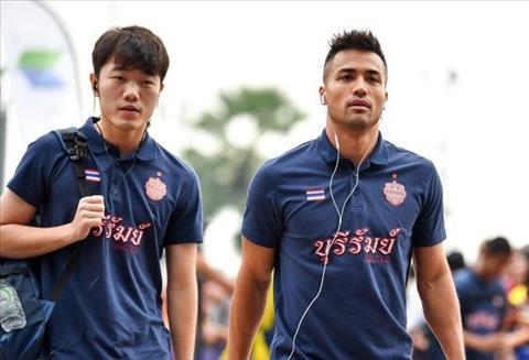 HLV Buriram United tránh nói tới Xuân Trường sau vòng 6 Thai Leag hình ảnh