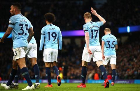 HLV Pep Guardiola phát biểu trận Man City 2-0 Cardiff hình ảnh
