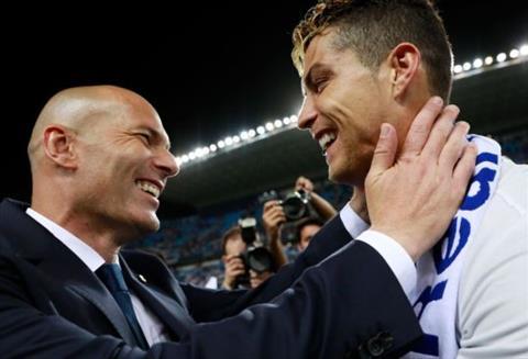 Ronaldo tiết lộ khác biệt giữa Zidane và các nhà cầm quân khác hình ảnh
