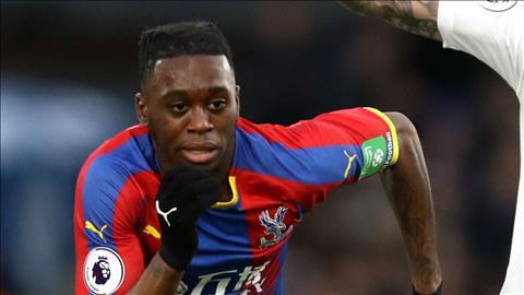 Crystal Palace không bán Aaron Wan-Bissaka cho MU hình ảnh