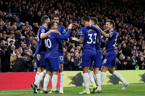 Dư âm Chelsea 3-0 Brighton Sao đến giờ Sarri mới làm việc này hình ảnh