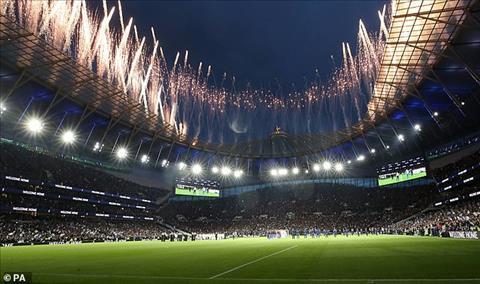 Eden Hazard của Chelsea nói về sân nhà mới của Tottenham hình ảnh