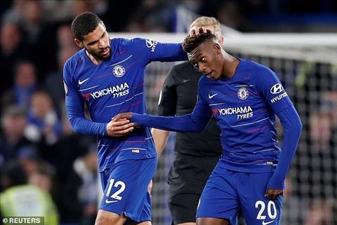 HLV Sarri ca ngợi sao trẻ của Chelsea sau trận thắng Brighton hình ảnh