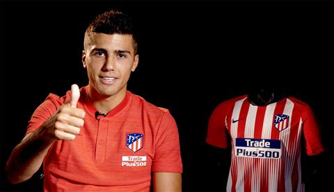 Man City muốn mua Rodri của Atletico Madrid ở Hè 2019 hình ảnh