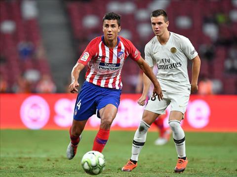 Man City mua thành công Rodri của Atletico Madrid hình ảnh