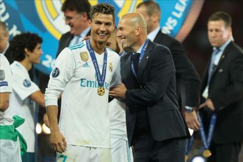 Ronaldo tiet lo ly do giup Zidane thanh cong o Real