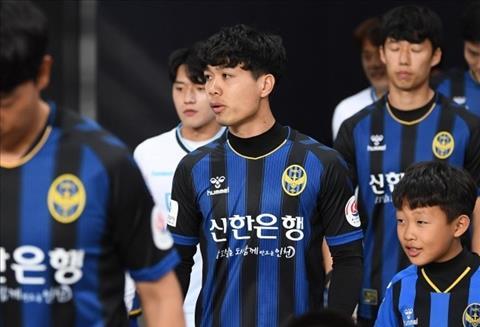 Công Phượng sau lần đầu đá chính ở K-League 2019 Cờ đã tới tay hình ảnh
