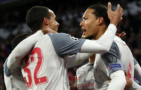 Jurgen Klopp nói về hàng thủ Liverpool và Virgil van Dijk hình ảnh