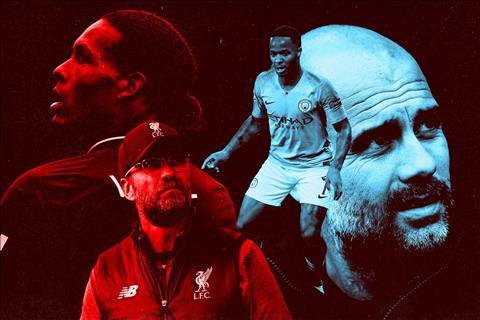 Cuộc đua vô địch Manchester City hay Liverpool hình ảnh