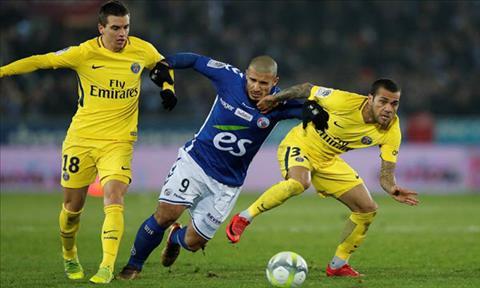 Lịch thi đấu Ligue 2019 vòng 31 LTĐ BĐ Pháp trực tiếp SCTV hình ảnh