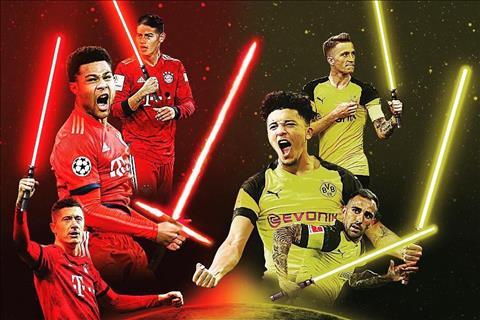Bayern Munich vs Borussia Dortmund Điểm hẹn Allianz Arena hình ảnh