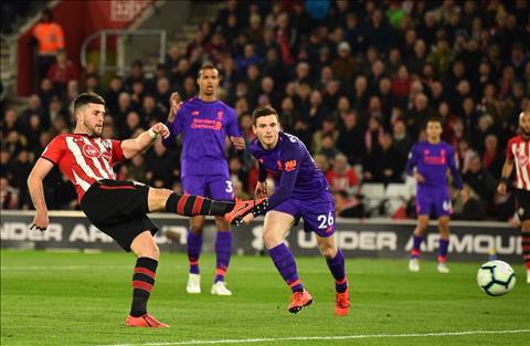 Liverpool thang Southampton Long mo ty so