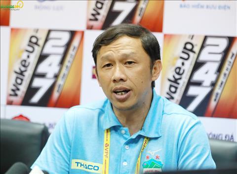 Lý do nào HLV Dương Minh Ninh xin từ chức tại HAGL hình ảnh