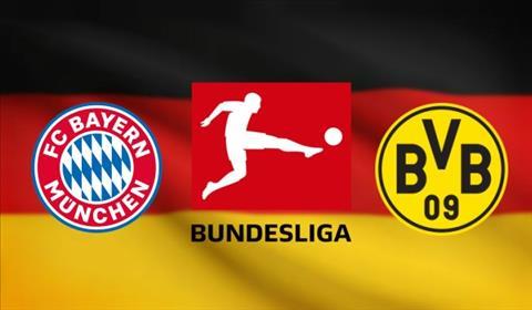Bayern Munich vs Dortmund 0h30 ngày 1011 Bundesliga 201920  hình ảnh