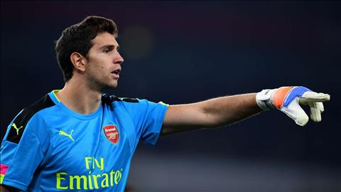 Emiliano Martinez muốn rời Arsenal ở Hè 2019 hình ảnh