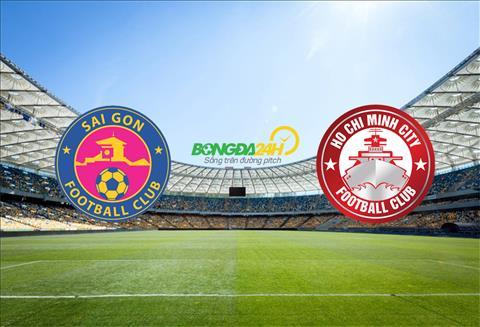 Sài Gòn vs TP Hồ Chí Minh trực tiếp bóng đá trên kênh sóng nào  hình ảnh