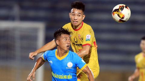 Nam Định vs Khánh Hòa 17h00 ngày 64 (V-League 2019) hình ảnh