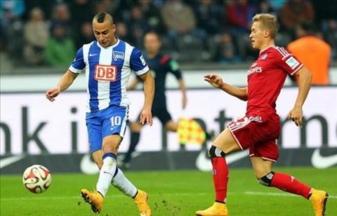 Hertha Berlin vs Dusseldorf 20h30 ngày 64 (Bundesliga 201819) hình ảnh