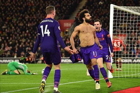 Mohamed Salah phát biểu sau trận Southampton 1-3 Liverpool hình ảnh