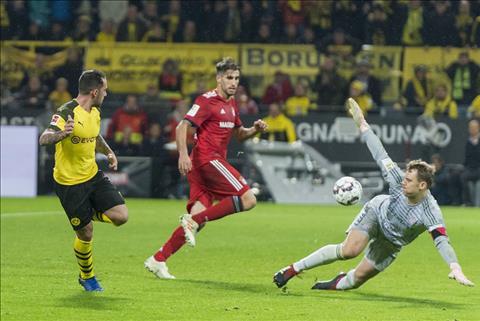 Bayer Munich vs Dortmund xem trực tiếp vòng 28 Bundesliga ở đâu hình ảnh