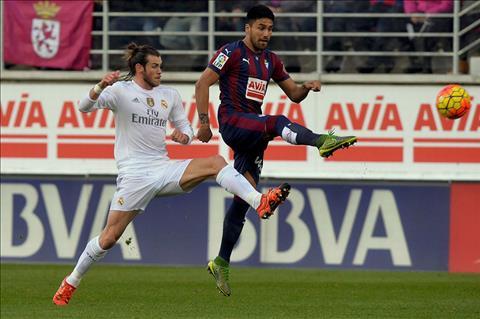 Real Madrid vs Eibar hôm nay 64 trực tiếp trên kênh sóng nào  hình ảnh