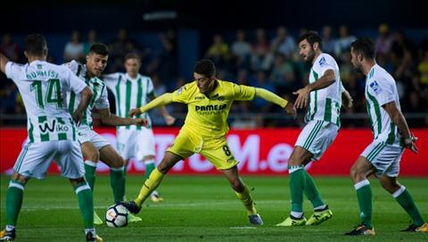 Betis vs Villarreal 1h45 ngày 84 (La Liga 201819) hình ảnh