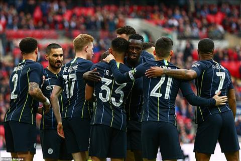 Chung kết FA Cup cho Man City Tỷ số tối thiểu, hiệu quả tối đa hình ảnh 2