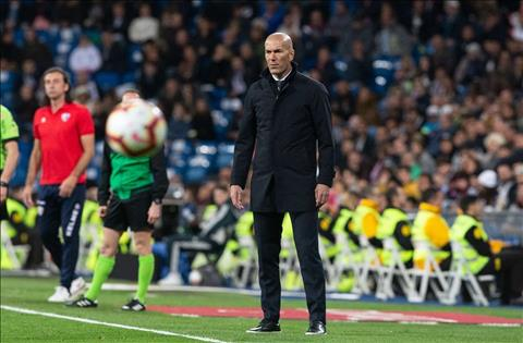 Chuyển nhượng Real Madrid không mua thêm tiền đạo ở Hè 2019 hình ảnh