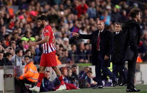 Costa va Simeone