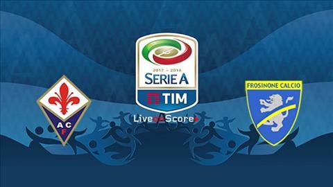 Fiorentina vs Frosinone 17h30 ngày 74 (Serie A 201819) hình ảnh