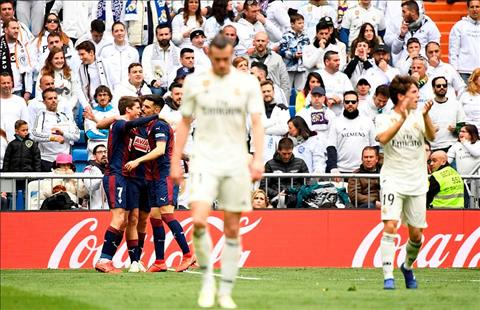 Những điểm nhấn trong chiến thắng chật vật của Real trước Eibar hình ảnh 2