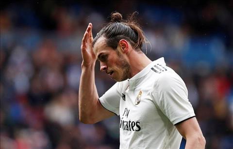 HLV Zidane muốn Real Madrid bán Gareth Bale ở Hè 2019 hình ảnh