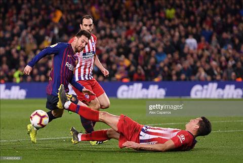 Kết quả bóng đá hôm nay ngày 742019 Messi quật ngã Atlectico hình ảnh
