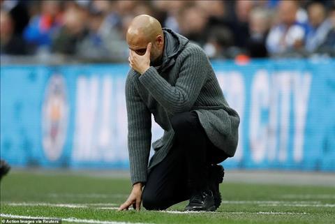 Pep Guardiola chia se sau tran thang Brighton