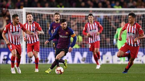 Messi lập kỷ lục mới ở La Liga, vượt huyền thoại Real hình ảnh