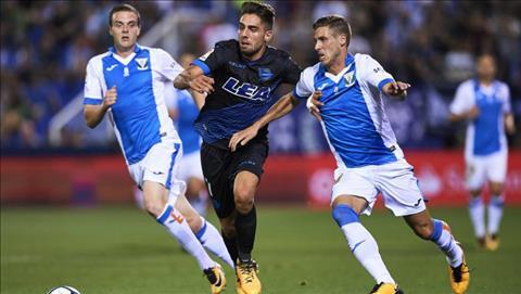 Alaves vs Leganes 17h00 ngày 74 (La Liga 201819) hình ảnh