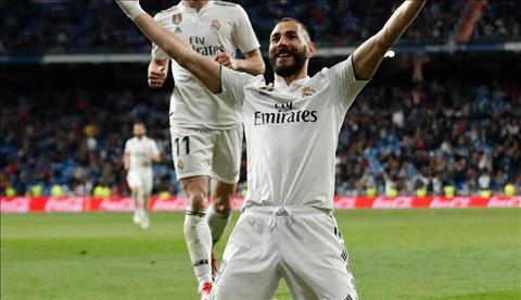Real Madrid thắng nhọc Eibar Nỗi lo trên hàng công hình ảnh