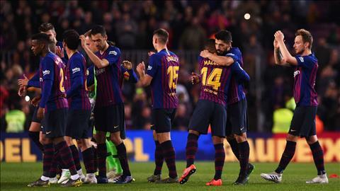 HLV Valverde Barca đã tiến gần hơn ngôi vô địch hình ảnh