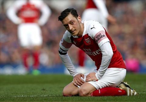 3 lý do khiến Arsenal thua bạc nhược Everton hình ảnh
