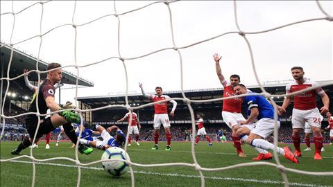 Arsenal tiep tuc choi te hai tren san khach