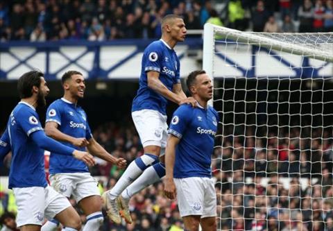 3 người thắng và 3 người thất bại sau trận Everton vs Arsenal hình ảnh