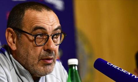 HLV Sarri sẵn sàng trả tiền để EPL đổi lịch đấu cho Chelsea hình ảnh