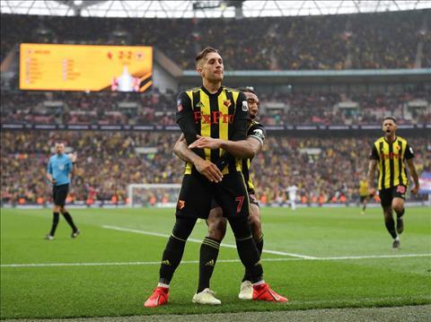 Watford vào chung kết FA Cup Dị bản của cổ tích Leicester hình ảnh