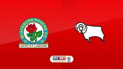 Blackburn vs Derby County 1h45 ngày 104 (Hạng Nhất Anh 201819) hình ảnh