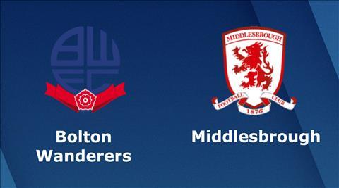 Bolton vs Middlesbrough 2h00 ngày 104 (Hạng nhất Anh 201819) hình ảnh